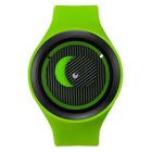 【送料無料】ZEROO SECRET UNIVERSE ゼロ 電池式クォーツ 腕時計 [W00502B03SR05] グリーン デザインウォッチ ペア用 メンズ レディース ユニセックス おしゃれ時計 デザイナーズ