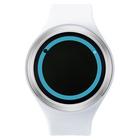 【送料無料】EROO PLANET ECLIPSE ゼロ 電池式クォーツ 腕時計 [W00901B01SR01] ホワイト デザインウォッチ ペア用 メンズ レディース ユニセックス おしゃれ時計 デザイナーズ