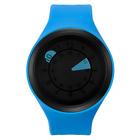 【送料無料】ZEROO AQUA DROP ゼロ 電池式クォーツ 腕時計 [W01202B03SR04] ブルー デザインウォッチ ペア用 メンズ レディース ユニセックス おしゃれ時計 デザイナーズ
