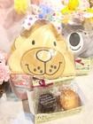 ライオンさんとお菓子のセット【レ・アンジュ出産祝い】