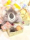 コアラさんとお菓子のセット【レ・アンジュ出産祝い】