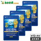 【3月17日スタート】DHA+EPA オメガ3系α-リノレン酸《約12ヵ月分》 ■メール便送料無料【1福】0317