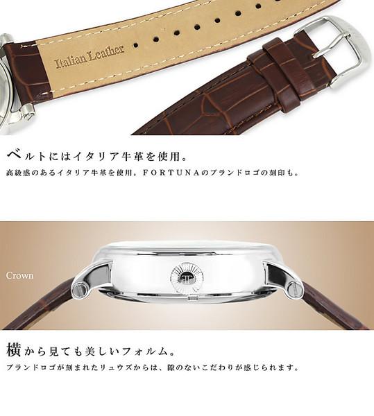 機械式腕時計 メンズ 手巻き 自動巻き 時計 芸術的なテンプスケルトン サン&ムーン サンアンドムーン搭載 男性用 時計