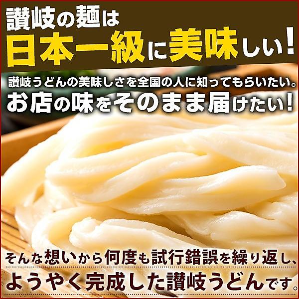 讃岐うどん ご当地うどん 麺が本気で旨い讃岐うどん セット 徳用8人前 福袋 送料無料 ( 特産品 名物商品 )