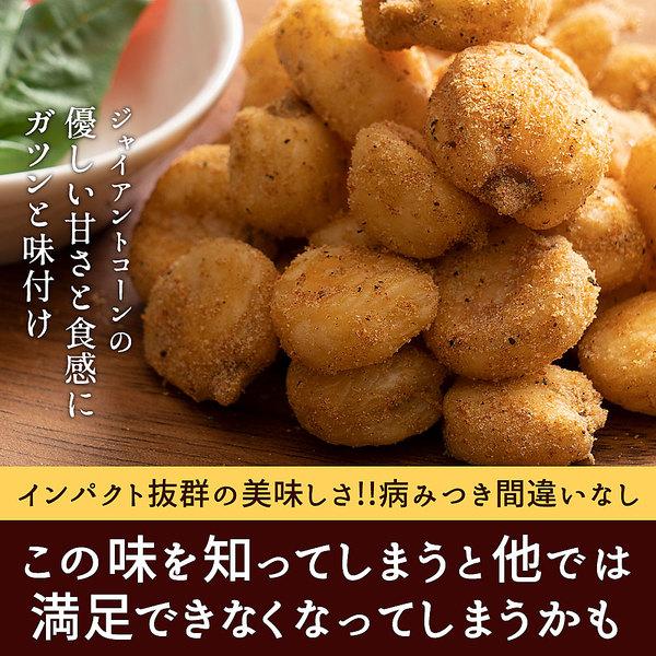 【送料無料】味付き ジャイアントコーン 1kg (250g×4) 全8種類から選べる おつまみジャイコンズ ジャイコン トウモロコシ お試し グルメ