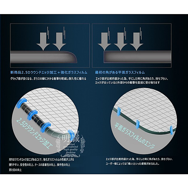 Xperia X Performance SO-04H SOV33 502s 強化ガラスフィルム Xperia X Performance 液晶保護フィルム強化ガラス 明誠正規品 ガラスフィルム透明 クリア SOV33 502s  液晶保護フィルム強化ガラス 強化ガラスフィルム保護フィルム 502s 強化ガラス 明誠正規品 送料無料 シート