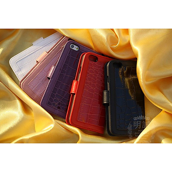 iPhone6s ケース 手帳型 手帳 iphone6 iphone6s plus iphone6plusケース カバー 明誠正規品 iphone6s手帳型(財布) 柄ケース アイフォン6s ケース 明誠正規品 iPhone6 iphone6plusケース カバーiPhone手帳型(財布) ケース 最高品質ワニ革ストラップ付き iPhone6ケース