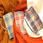 送料無料 iPhone8 iphone8plus 手帳型ケース iphone7 iPhone7 plus ケース iphone6 plus ケース iphoneSE/5s/5 ケース Xperia X Performance/Z5/Z5 Compact/Z5 Premium/Z4/A4/Z3 明誠手帳型 ブランド チェック柄ケース iPhone8 ケース 高品質 手帳型 かわいい キルティング