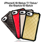 iphone X ケース iPhone SE(第2世代)スマホカバー 衝撃に強い 軽量 PUレザーケース iphone 7/8 plus スマホ保護ケース 装着簡単 変形しにくい 360度 全面保護 擦り傷防止 極薄 送料無料