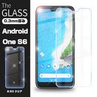 Android one s6 強化ガラスフィル Android one s6 液晶保護シール Android one s6 液晶保護シート スマホ画面保護シール Android one s6 画面保護シート 極薄フィルム 耐衝撃 指紋防止 送料無料