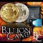 金運を鍛える!!輝きを放つ2枚の不思議なコイン『Billion Camp』-ビリオンキャンプ【freeship&20%OFF】
