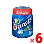 【納期約7~10日】クロレッツXP クリアミントボトル 粒 140g×6個セット(4547894154991)