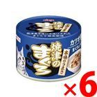 【納期約1~2週間】焼津のまぐろ カツオ節入りまぐろとささみ 70g ×6個セット (45182518)