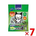 【納期約1~2週間】ライオン お茶でニオイをとる砂 7L×7個(4903351061002)