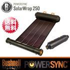 【Bushnell(ブッシュネル)】【POWERSYNC】ロール式携帯型ソーラーパネル 「ソーラーラップ250(SOLAR WRAP250)PP1025」【送料無料】【正規品】