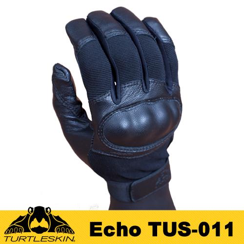 タートルスキン 防刃・穿刺対応 耐切創 手袋 TurtleSkin Echo Gloves エコーグローブ TUS-011
