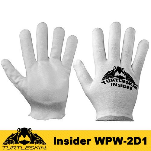 タートルスキン TurtleSkin 防刃・穿刺対応 耐切創 手袋 Insider Glove インサイダープラス グローブ WPW-2D1