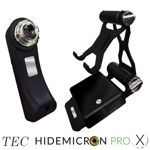テック 最大8台 端末同時観察対応 撮影機能搭載 デジタル顕微鏡 Wifiマイクロスコープ Hidemicron Pro X (秀マイクロンプロX)