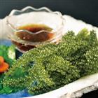 送料無料 【free10】 沖縄産 海ぶどう 塩水 各20g 固形量 ×4袋 食品 魚介類 シーフード 海藻類 海ぶどう