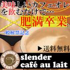 【送料無料】噂の痩身カフェオレ!スレンダーカフェオレ/ダイエットドリンク
