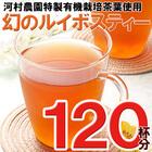 ルイボスティー 送料無料 世界の健康茶 有機JAS認定 幻の有機栽培 約120杯分(90g入/3g×30包) お試し