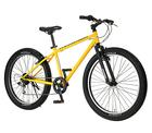 マウンテンバイク ハマー HUMMER 自転車 自転車 イエロー 黄色 26インチ 外装6段変速ギア TANK3.0 激安 格安 変速付き