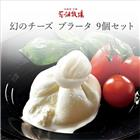 北海道 お土産 幻のチーズ ブラータ 9個セット
