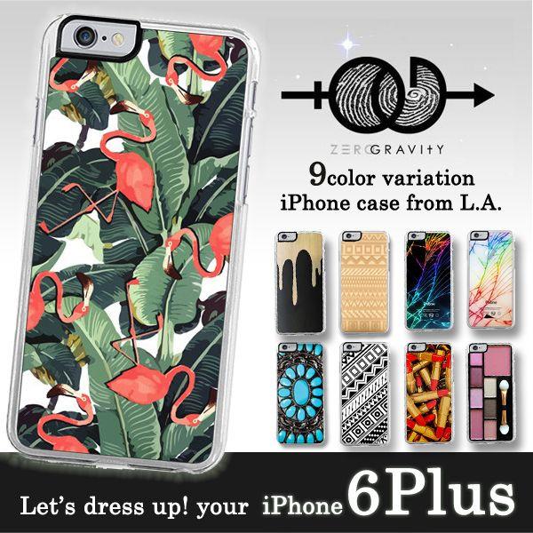 (メール便送料無料) ZERO GRAVITY   ゼログラビティ  iphone6 Plusケース カバー インスタ オルチャン セール