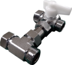 シャワー用軟水器アクアソフト専用軟水硬水切り替えユニット