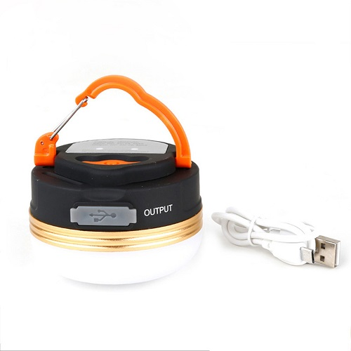 【送料無料】防水充電式ランタン アウトドアライト 懐中電灯 ミニ防水ライト USB充電式 ランタン ランタンハンガー 非常用 災害用 通販