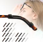 【送料無料】■シリコン眼鏡イヤー 同色3組セット[カラーランダム]■眼鏡/シリコン/すべり止め/痛み軽減/メガネ/コンパクト