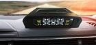 【送料無料】ソーラー式タイヤ空気圧モニター USB二重充電 ソーラーワイヤレスTPMS 空気圧温度測定 リアルタイム監視 モニタリングシステム 通販