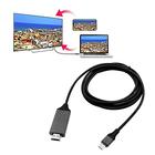 【送料無料】■Type-C HDMI変換ケーブル■変換/Type-C/ケーブル/HDMI/PC