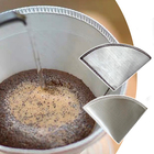 【送料無料】■ステンレスコーヒーフィルター(カラーランダム)■コーヒー/ステンレス/フィルター/エコ/オフィス/キャンプ