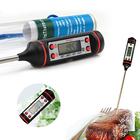 【送料無料】■ペン型デジタル温度計■ 料理用/クッキング温度計/スティック/ペン型/デジタル/温度計/食品