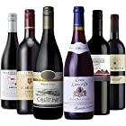 6か国周遊バラエティー赤ワイン飲み比べセット750ml×6本セット [フランス/赤ワイン/辛口/フルボディ/1本] [ 4500ml ]