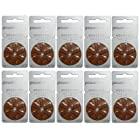 PowerOne[パワーワン] 日本語版 PR41(p312)(茶) 6個入りx10シート(60)