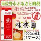 A280 【ふるさと納税】 林檎園ストレート100ジュース1000g りんごジュース