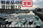 【ふるさと納税】co005 お楽しみコース(年間4回発送)寄付額20,000円