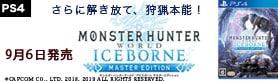 【ゲーム】PS4モンスターハンターワールドアイスボーン