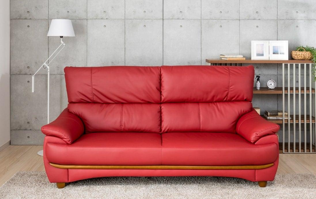 くつろぎ重視派のソファ