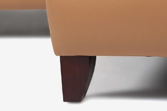 11cmの脚高はロボット掃除機にも対応