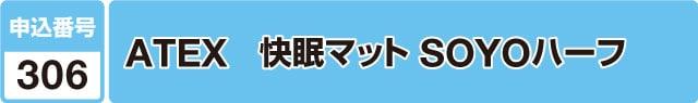 申込番号306電動本革リクライニングソファ(2人掛け)