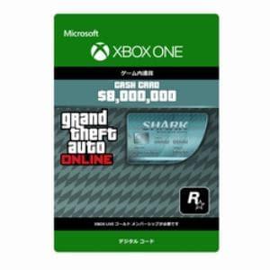 Grand Theft Auto V: メガロドンシャーク マネーカード - ダウンロード 通常版