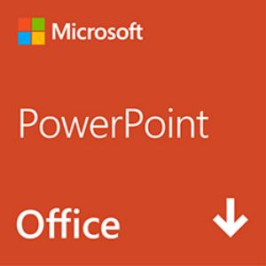 マイクロソフト PowerPoint 2019 日本語版 (ダウンロード) ※パソコンからの購入のみです。スマートフォンからは購入いただけません。