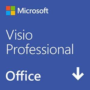 マイクロソフト Visio Professional 2019 日本語版 (ダウンロード) ※パソコンからの購入のみです。スマートフォンからは購入いただけません。