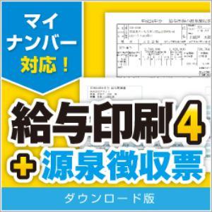 給与印刷4 DL版
