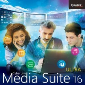 CyberLink Media Suite 16 Ultra ダウンロード版