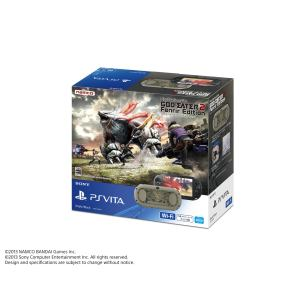 SONY PlayStation Vita × GOD EATER 2 Fenrir Edition PCHJ-10010