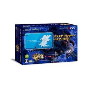 3DSモンスターハンター4  ハンターパック CTR-S-BFBB